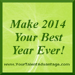 Make 2014 Your Best Year Ever